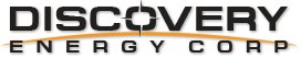 Discovery Energy Corp (OTCBB:DENR).  Oil and gas explorer Australia